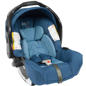 Автокресло Graco JUNIOR BABY 0-13 кг