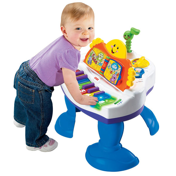 Столик Пианино Fisher price