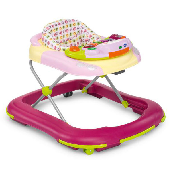 Ходунки с MP3 Baby dance walker Chicco