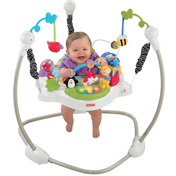 Прыгунки Африка Fisher Price