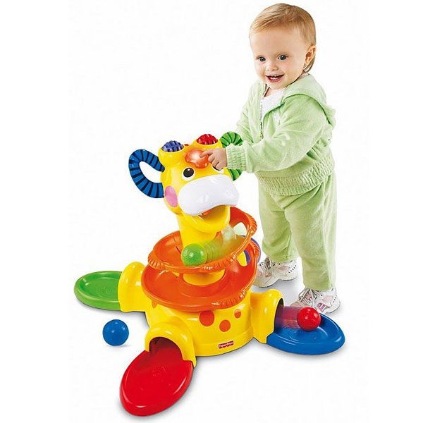 Жираф Fisher Price