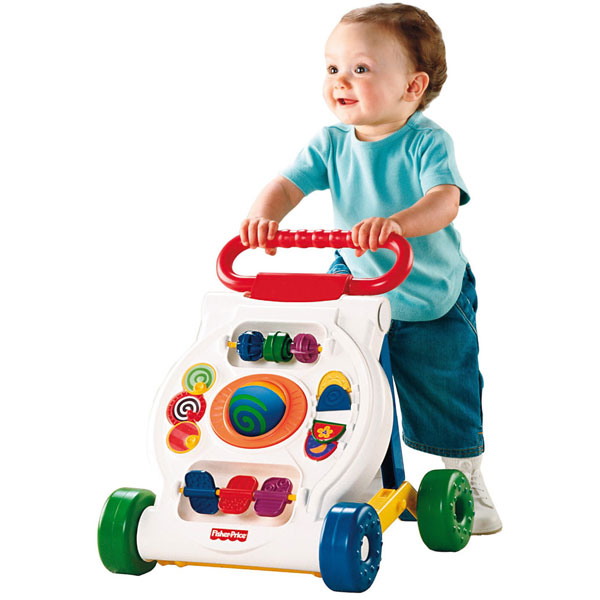 Ходилка толкалка Fisher Price